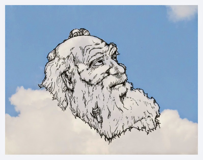11-Darwin-Cloud-Martín-Feijoó-Images-in-the-Sky-Cloud-Drawings-www-designstack-co