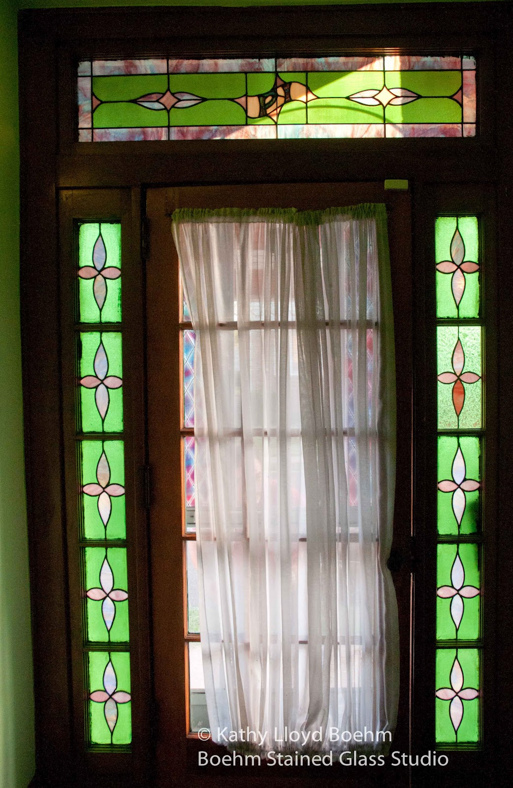 1600 #3CA526 Boehm Stained Glass Blog: Stained Glass Front Door Panel  wallpaper Stained Glass Front Doors 40151042