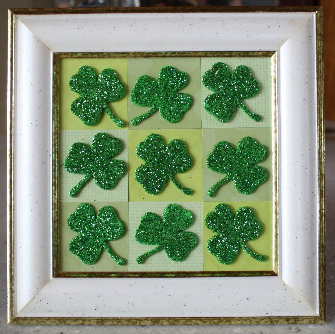 Saint patrick day crafts - St Patrick S Day Crafts