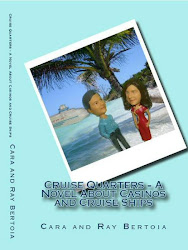 find the #1 cruise ship novel: Cruise Quarters  - A Novel About Casinos and Cruise Ships at Amazon