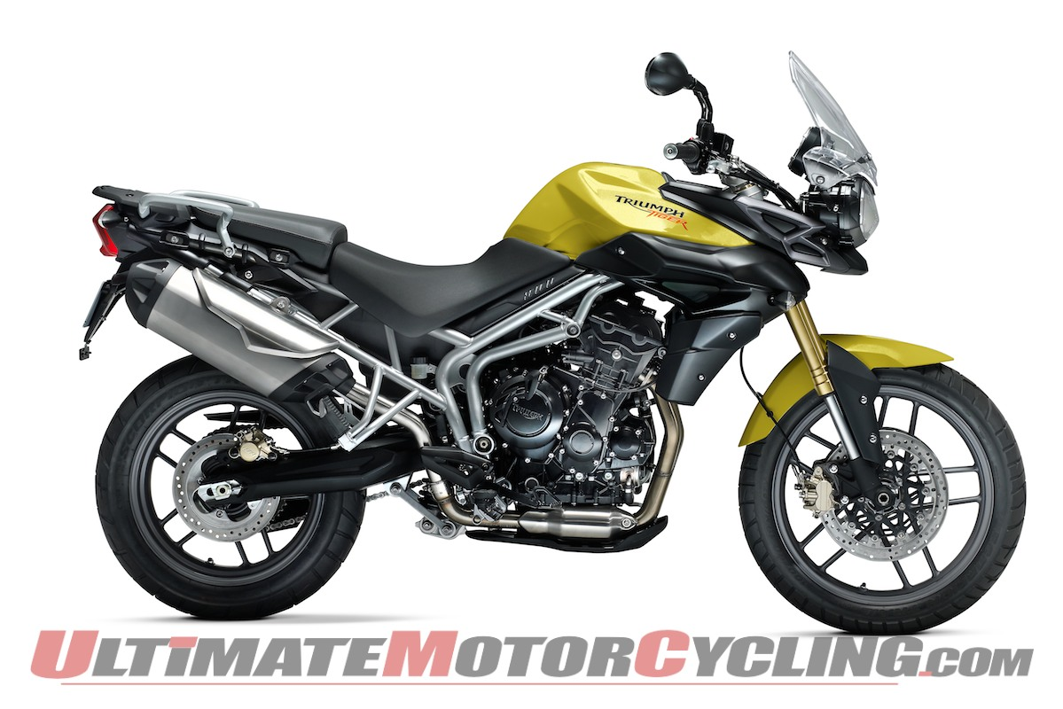 Top Amazing Sports Bike Triumph Tiger 800