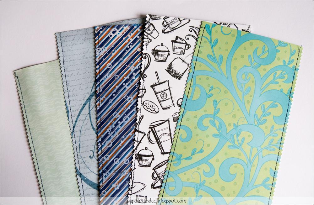 Paper, ART & Co.: Schicke Tapeten