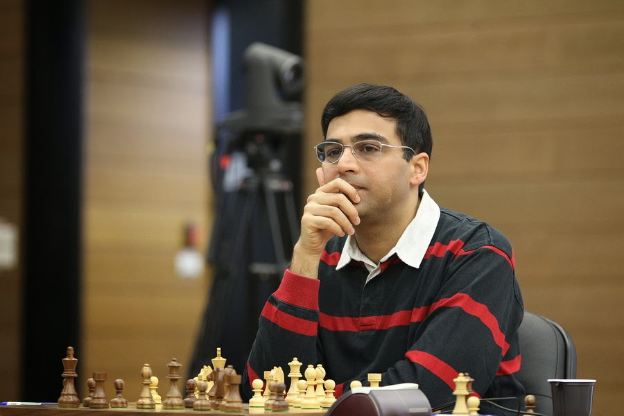 Chess Is My Life!: Anand gives his fans Anand (happiness)!!