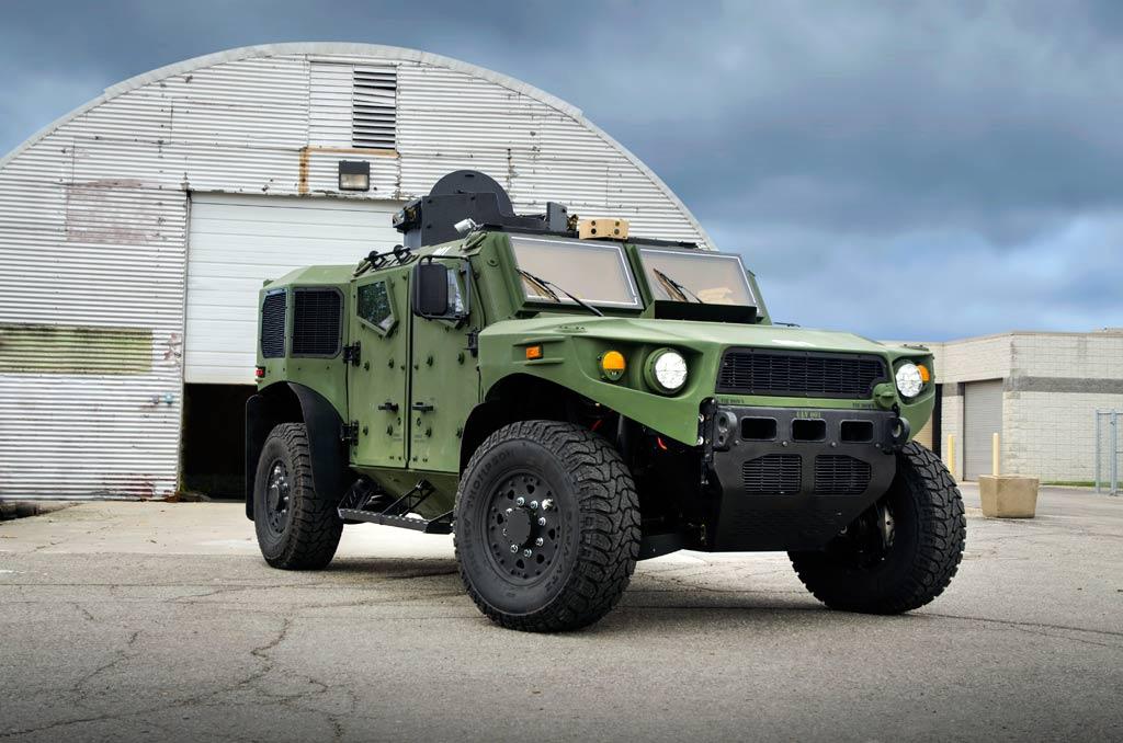 Snafu Ultra Light Tactical Vehicle Jltv Killer