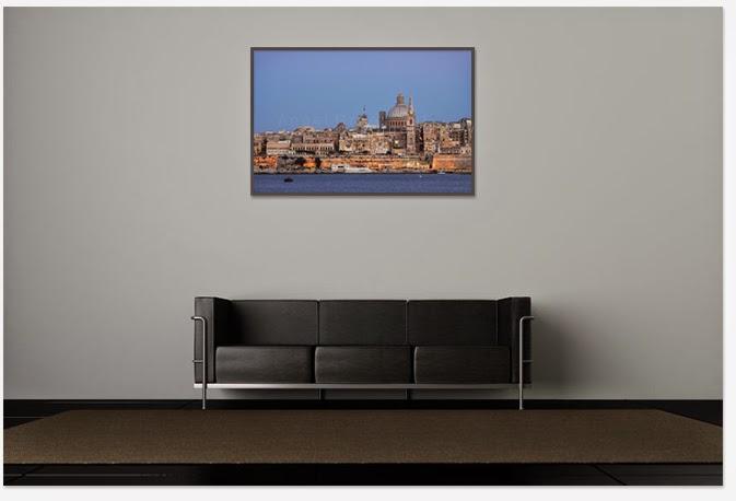 Interior decor with picture,Architecture