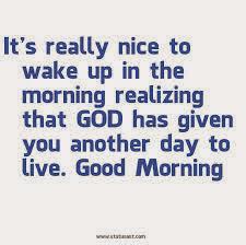 GOD LET ME WAKE UP