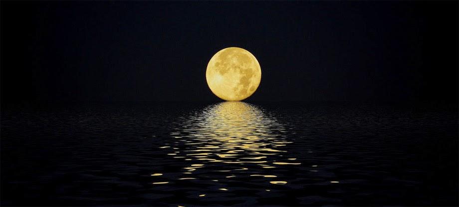 Se te desse a lua ...