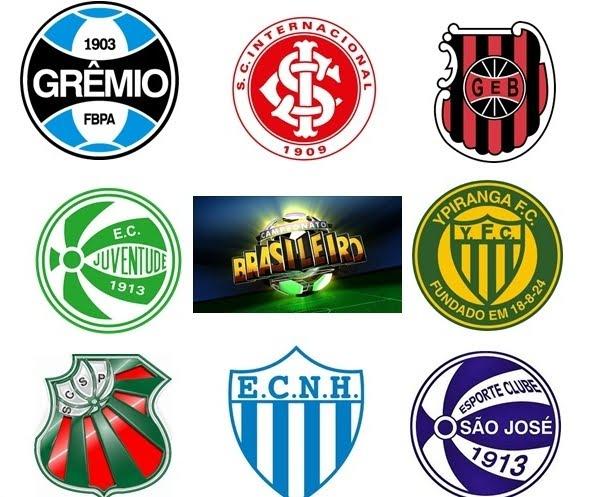 Gaúchos no Brasileirão!