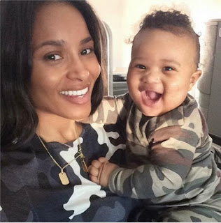 Ciara and Future Zahir