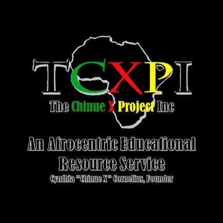 TCXPI - An Afrocentric Online Educational Resource Service (Click image to view page.)