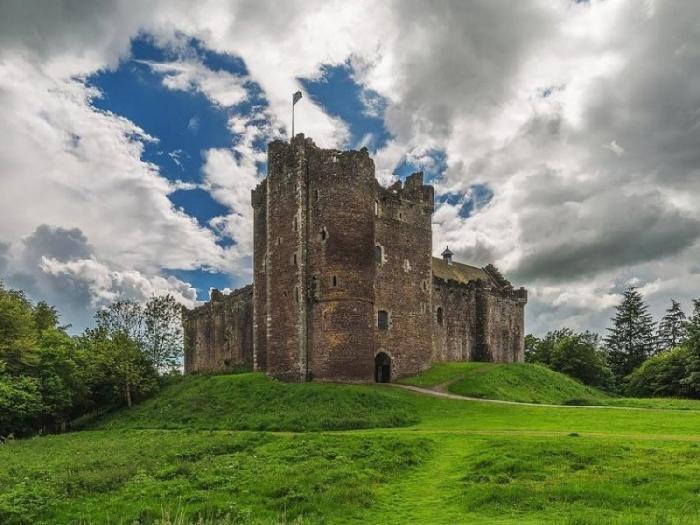 Loch Doon Castle, Skotlandia