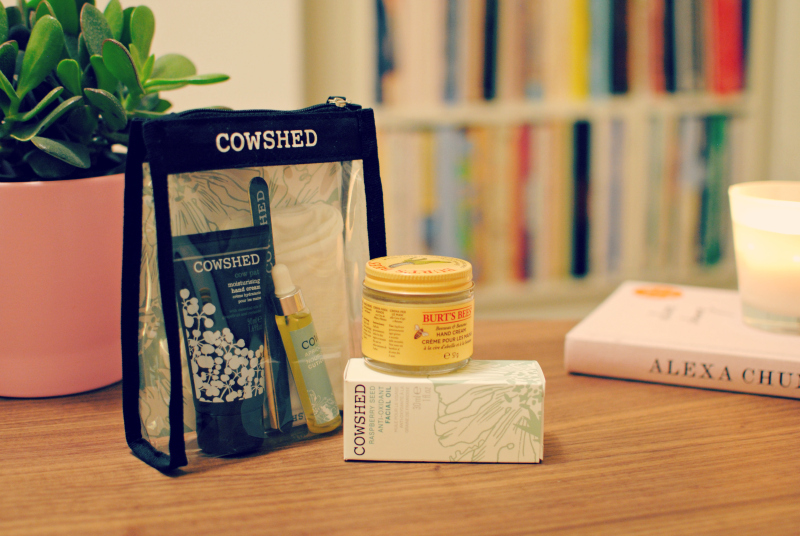 nails, nail care, hand cream, blogger, cowshed, beauty,