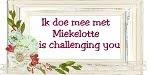 Miekelotte Challenge