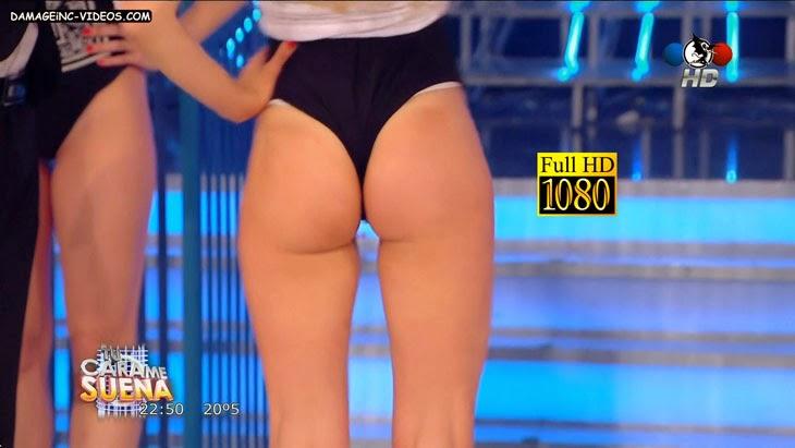 Argentina Model Romina Parodi hot ass in Full HD video