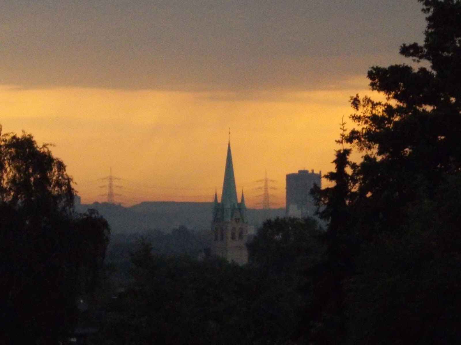 Kurzgeschichten aus m Ruhrgebiet Juli 2015