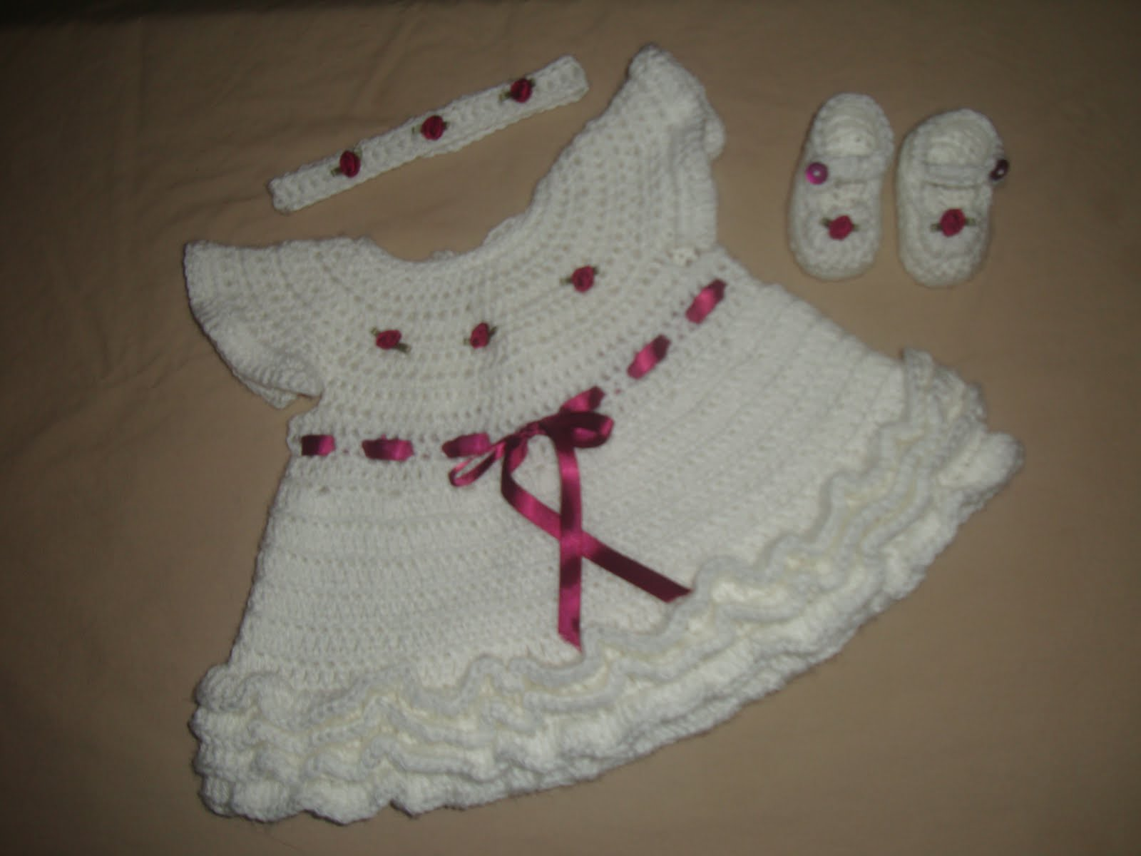 Baby Clothes Patterns -- Free Crochet Patterns for Baby Clothes