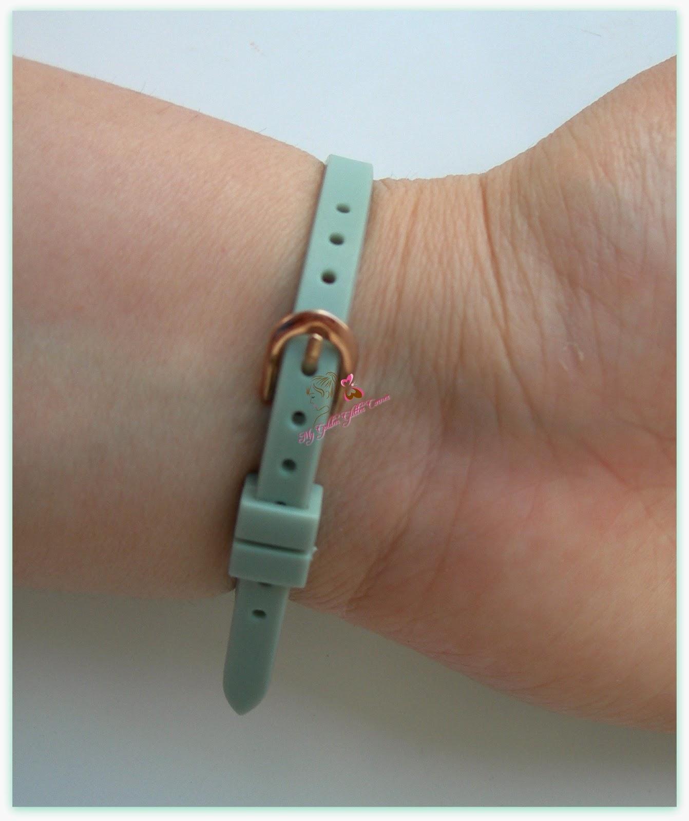 cinturino orologio hoops