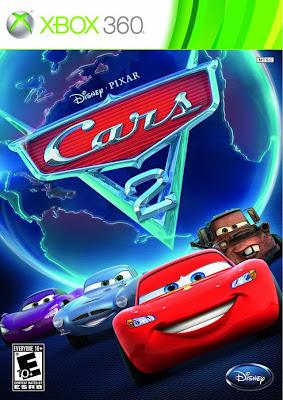 Cars 2: Il Videogioco Xbox 360