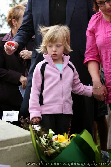 Organisers report that a lot more children attended this year's services photograph