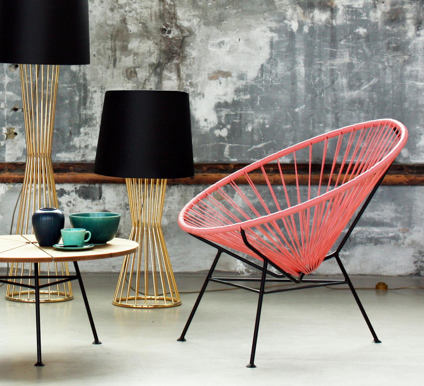 marzo silla acapulco the deco soul. Black Bedroom Furniture Sets. Home Design Ideas