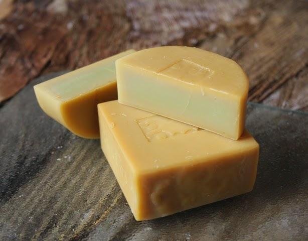 Мыло с лавровым листом 21