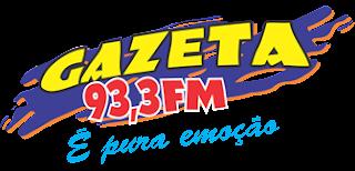 Rádio Gazeta FM 93,3 da Cidade de Rio Branco - Acre