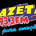 Ouvir a Rádio Gazeta FM 93,3 de Rio Branco - Acre - Rádio Online