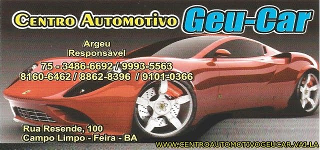CENTRO AUTOMOTIVO GEU CAR