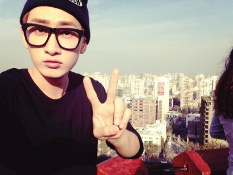 Eunhyuk Say Goodbye to Chile