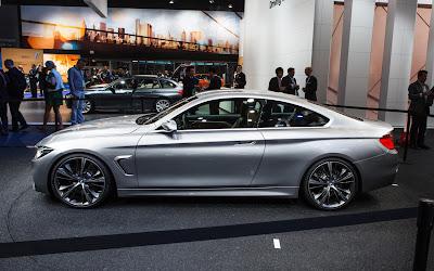 BMW Seri-4 Coupe