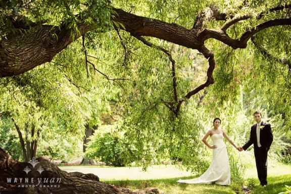 Mildas blog choosing a wedding venue An outdoor garden wedding