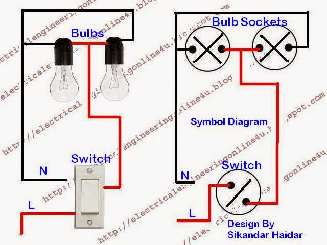 How To Wire Lights In Parallel With Switch