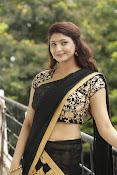 Sagarika glamorous photos in saree-thumbnail-9