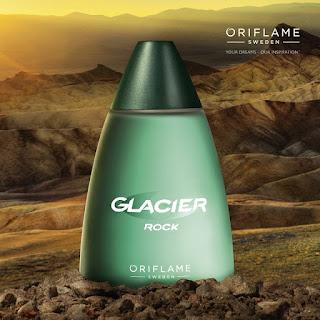 Parfum Wangi Pria Oriflame TERBARU September 2015 - Glacier Rock Eau de Toilette