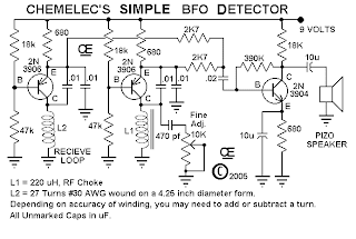 Lm1812 Based Wide Range Ultrasonic Distance Measurement Circuit as well Miscellaneous Schematics together with Index318 likewise Simplex Wiring Diagram furthermore Hf Vhf Uhf Tv Antenna Boster Active L33686. on simple metal detector circuit