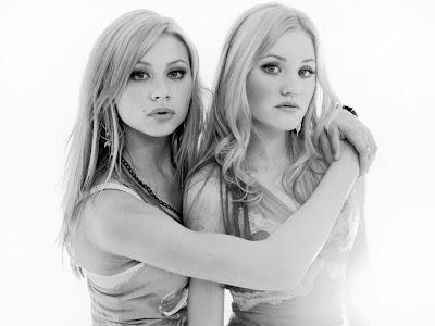 Angel Alyson and Michalka cute hq wide stills