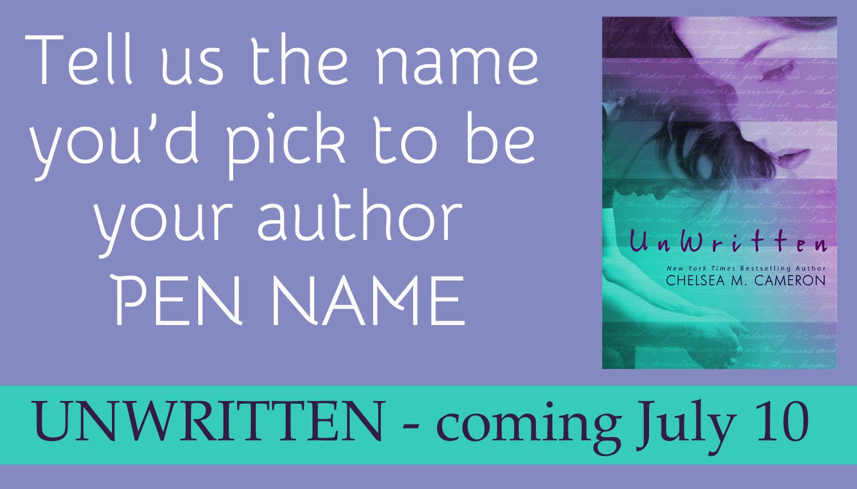 pen name