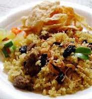 Resep Membuat Nasi Kebuli Kambing