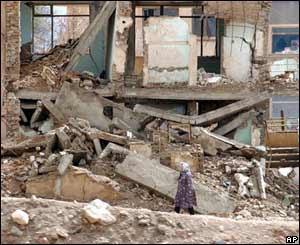 Devastador terremoto en Iran, 11 de Agosto 2012