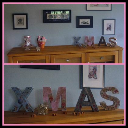 kunterbunt britta s mix neue weihnachtsdeko. Black Bedroom Furniture Sets. Home Design Ideas