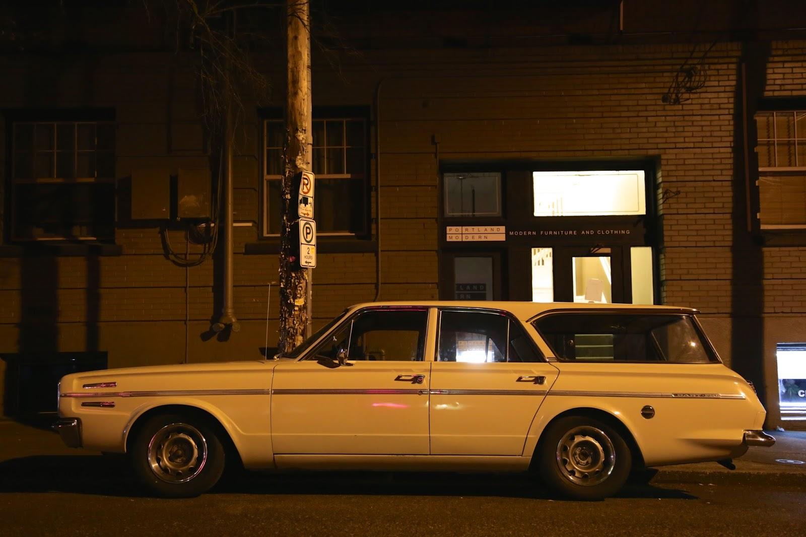 1966 Dodge Dart wagon