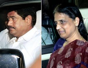 National news, Hyderabad, Two Cabinet ministers, Andhra Pradesh, Corruption, Reportedly, Resignations, Chief Minister, Kiran Reddy, Home Minister, P Sabita Indra Reddy, Roads and Buildings Minister, Dharmana Prasada Rao, Chargesheets, CBI, Jaganmohan Reddy, Disproportionate assets case.