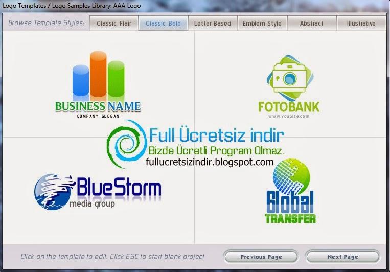 aaa logo logo yapma programı full 220cretsiz İndir