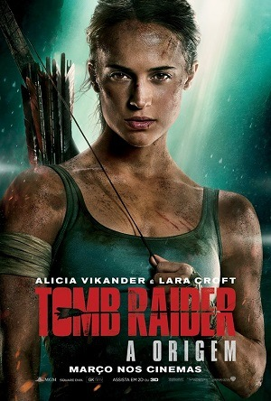 Tomb Raider - A Origem Blu-Ray Torrent Download