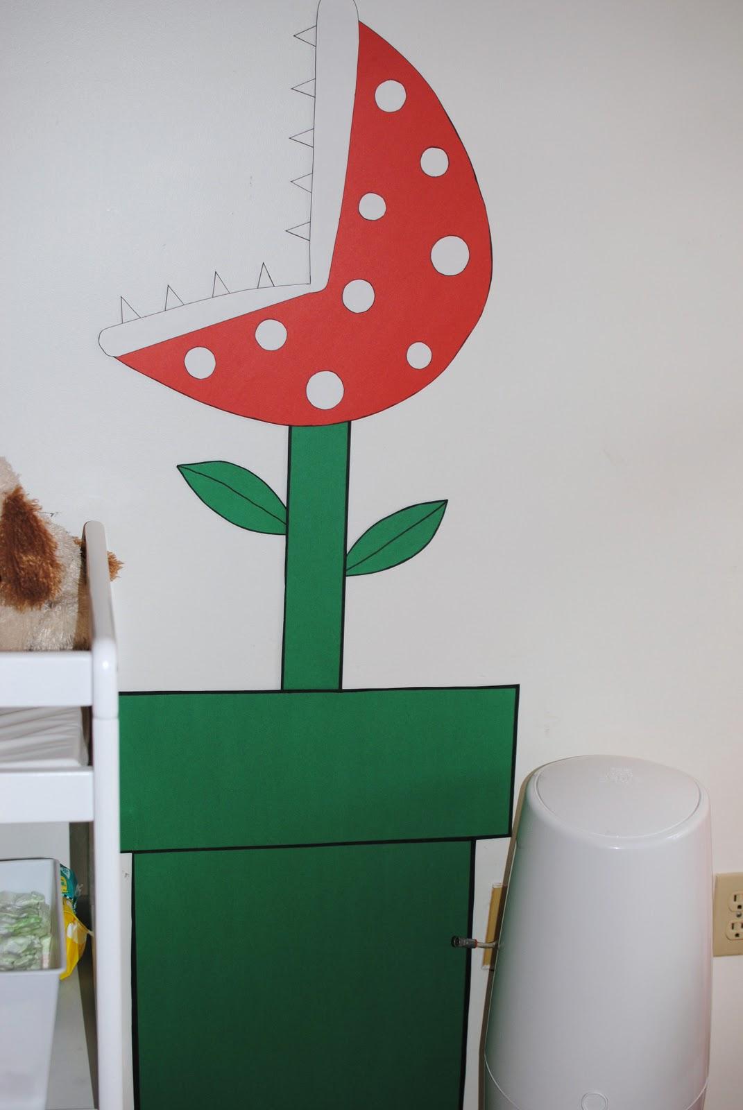 Mario Bedroom Venassa B Creations Very Cheap Diy Super Mario Nursery Decor