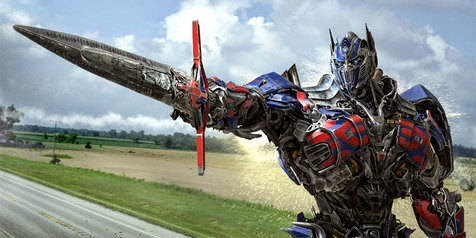 TRANSFORMERS 5 after AGE OF EXTINCTION