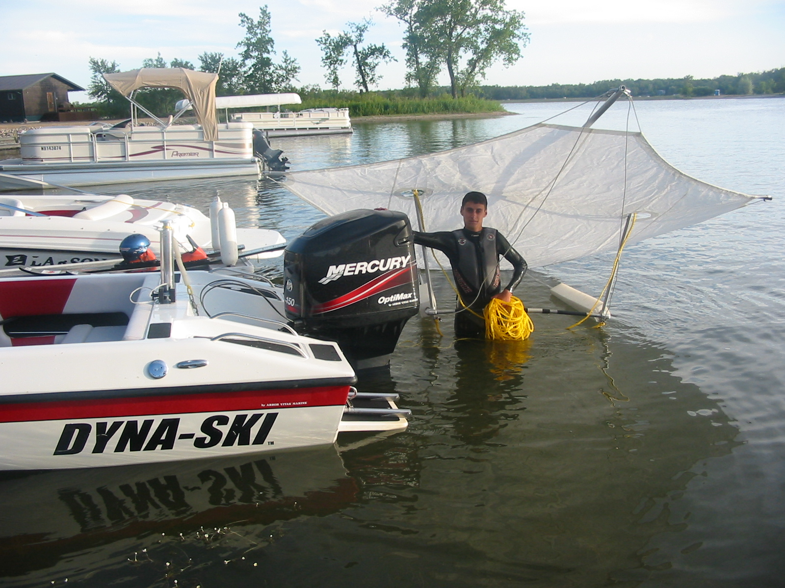 Dyna-Ski Boats: Cruise Control on an Outboard Finally