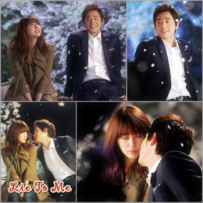 "Pohon kenangan dan bangku cinta ""Lie To Me"""