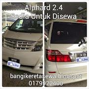 Alphard 2.4 2013