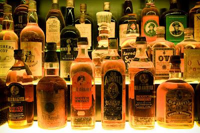 Las 10 marcas de whisky escocés más vendidas del mundo